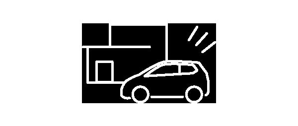 引取・配車も安心の無料サービス