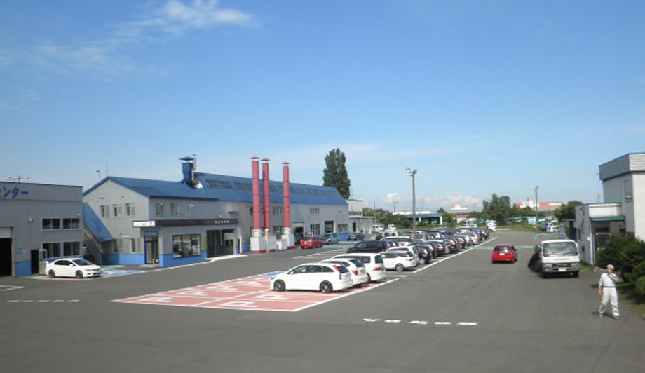 Honda Cars 札幌中央 ボディサービス白石